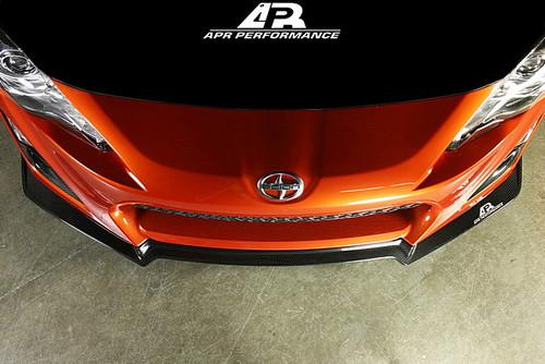 APR Carbon Fiber Front Lip for Scion FR-S