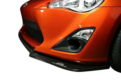 APR Carbon Fiber Brake Cooling Ducts for Subaru BRZ / Scion FR-S