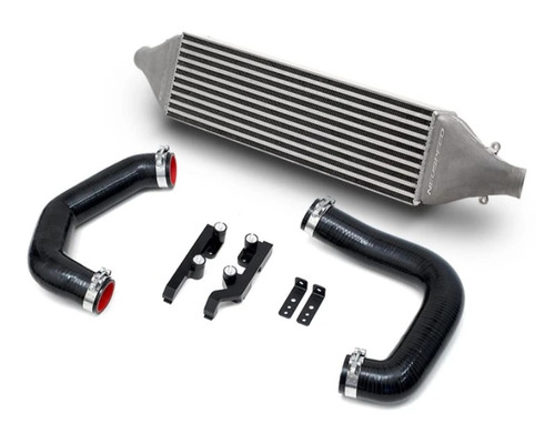Neuspeed Front Mount Intercooler Kit IS38 With Secondary air injection pump 48.10.43