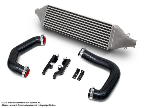 Neuspeed Front Mount Intercooler Kit  Without secondary air injection pump 48.10.46