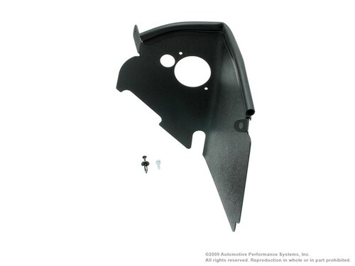 Neuspeed Neuspeed P-Flo Heat Shield Upgrade Kit Black shield  65.10.62