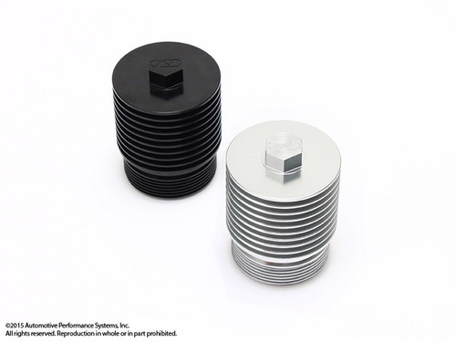 Neuspeed DSG Billet Filter Housing - Silver   95.10.60