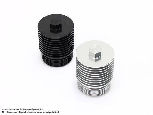Neuspeed DSG Billet Filter Housing - Black   95.10.60B