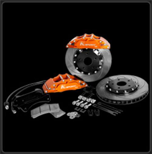 "Ksport Front 14"" ProComp 8 Piston Big Brake Kit for Scion FR-S / Subaru BRZ"