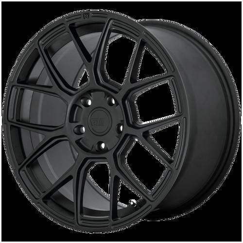 MOTEGI CM7 18x8.5 5x112.00 SATIN BLACK (42 mm)
