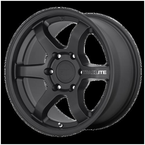 MOTEGI TRAILITE 17x8.5 5x127.00 SATIN BLACK (18 mm)