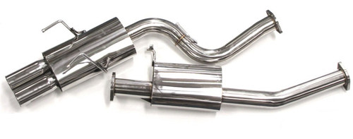IS-MBSE-S14-TE ISR Performance MBSE Type-E Exhaust System - Nissan 240sx 95-98