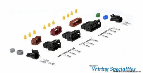 Phenomenal Wiring Specialties Wiring Harness Rebuild Kit For S14 Sr20Det Wiring Digital Resources Llinedefiancerspsorg