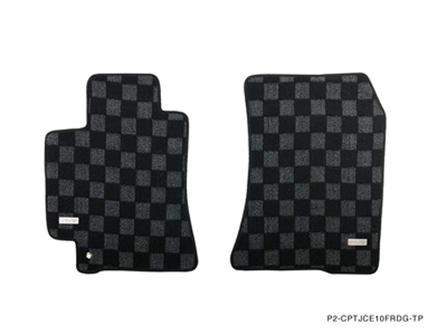 P2M Front and Rear Floor Mats for Lexus IS300 '98-'04