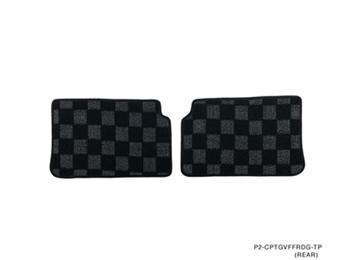 P2M Front and Rear Floor Mats for Subaru WRX '11-'14