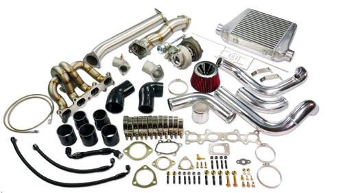 IS-NB18TurboKit-T28 ISR Performance Turbo Kit - Mazda Miata NB 1.8 - With RS T25/28 Turbo