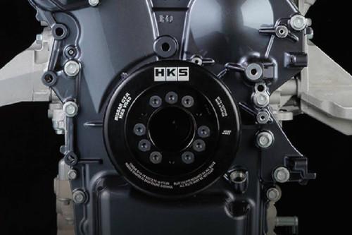 HKS Crank Damper Pulley for Nissan GTR VR43