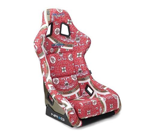NRG Dynasty Fiberglass Bucket Seat  - Large