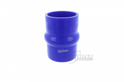 BOOST Products Silicone Coupler with Single Hump, 45mm (1-3/4') ID, Blue