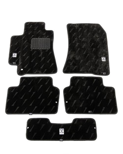 Imperial Mats 5 Piece Floor Mat Set for Lexus IS300 '98-'05