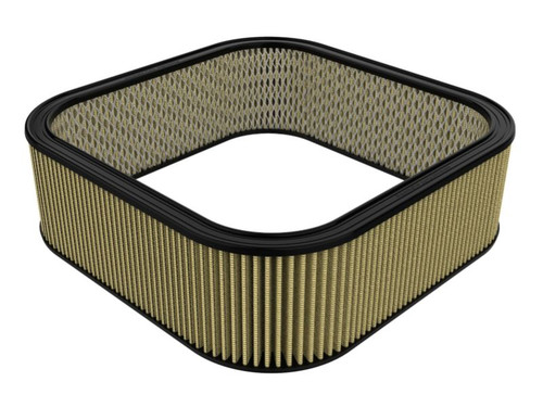 aFe Magnum FLOW Universal Air Filter for 20.6 IN L x 20.6 IN W x 6.50 IN H w/ Expanded Metal