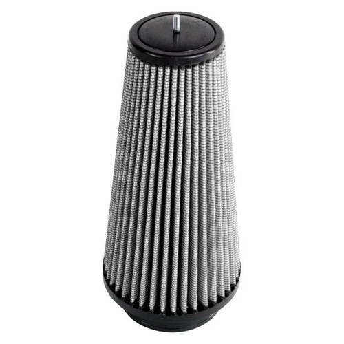 aFe Magnum FLOW Universal Air Filter for 4 IN F x 6 IN B x 3-1/2 IN T (w/ 1/4-20 Stud) x 12 IN H