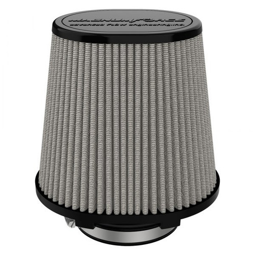 aFe Magnum FORCE Intake Replacement Filter  for 4 IN F x (7-3/4x6-1/2) IN B x (5-3/4x4-3/4) IN T x 7 IN H
