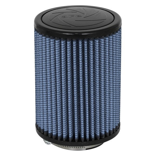 aFe Magnum FLOW Universal Air Filter for 2-7/16 IN F x 4-3/8 IN B x 4-3/8 IN T x 6 IN H