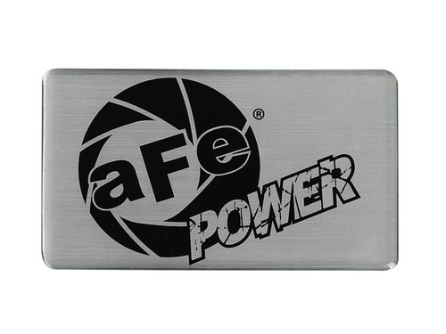 aFe aFe POWER Urocal Badge for 2-1/4 IN H x 4 IN L