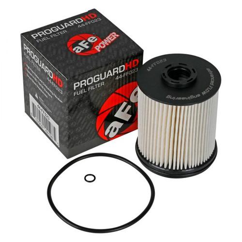 aFe Pro GUARD D2 Fuel Filter for GM Diesel Trucks 17-21 V8-6.6L (td) L5P