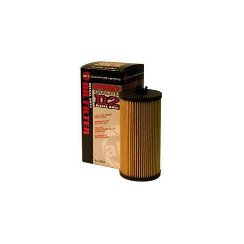 aFe Pro GUARD D2 Oil Filter for Ford Diesel Trucks 03-10 V8-6.0/6.4L (td)
