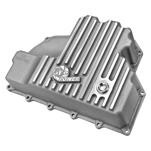 aFe Street Series Engine Oil Pan for Dodge RAM 1500 EcoDiesel 14-18 V6-3.0L (td)