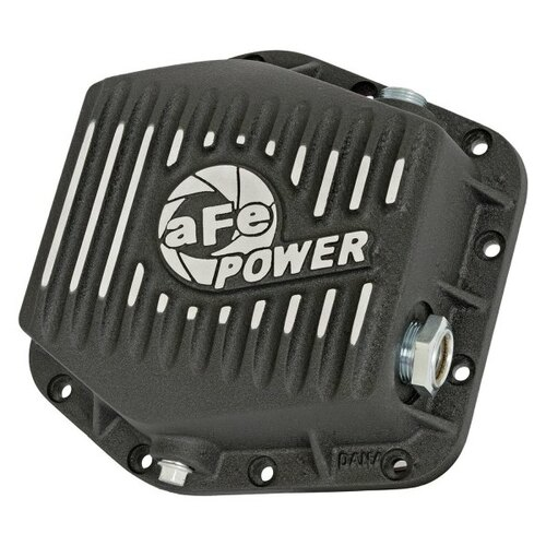 aFe Pro Series Differential Cover for GM Colorado/Canyon 15-19 L4-2.5L/V6-3.6L