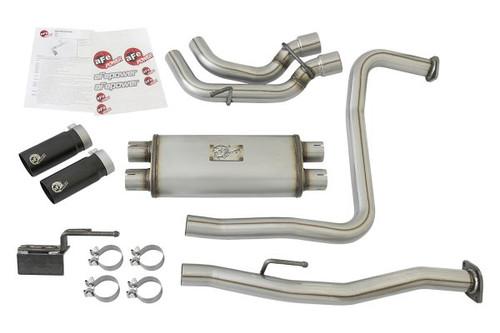 aFe Rebel Series Cat-Back Exhaust System for Nissan Titan 04-15 V8-5.6L
