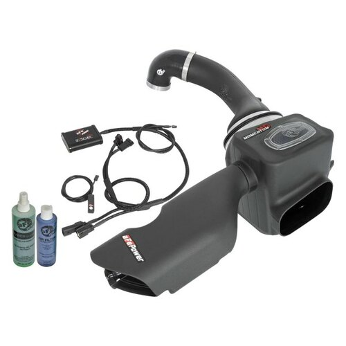 aFe SCORCHER Performance Package for Nissan Titan XD 16-19 V8-5.0L (td)