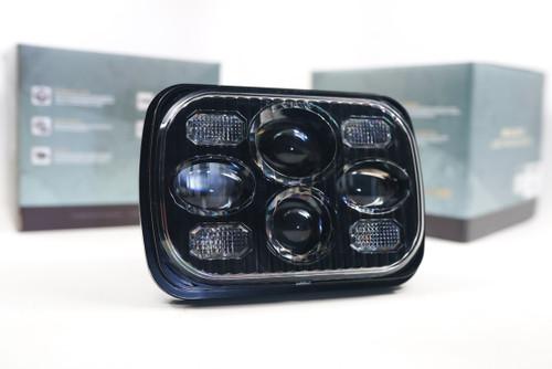 Morimoto Single Headlight (Seal Beamed) for Nissan 240SX '89-'94
