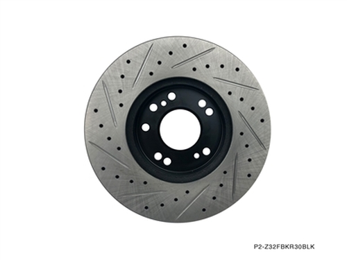 P2M Z32 Front Brake Rotors (26 & 30mm)