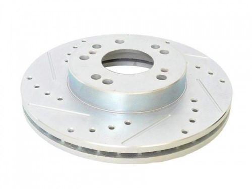 P2M S13/S14 240SX Front Brake Rotors