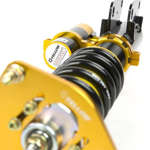 Yellow Speed Racing Club Performance Coilovers 2010-2013 Mazda 3 (BL; Incl. Mazdaspeed)
