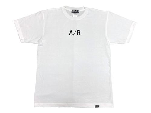 HKS A/R T-Shirt White