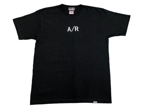 HKS A/R T-Shirt Black