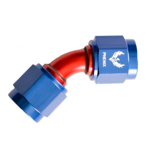 Phenix Industries Swivel Coupler -03   45°