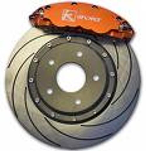 Ksport 13 Inch Procomp Front Big Brake Kit for Nissan 240sx