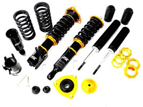 ISC Suspension N1 Coilovers for Nissan 350Z