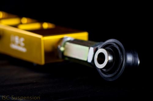 ISC Suspension Rear Adjustable Control Arms for Subaru WRX '08+