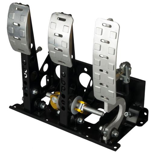 OBP Floor Mounted Bulkhead Fit Hydraulic Clutch Pedal Box
