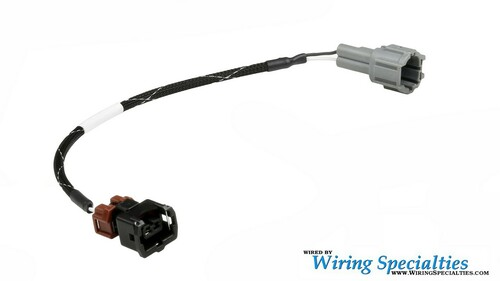 Wiring Specialties PRO Series Knock Sensor Sub-Harness for S14 / S15 SR20DET