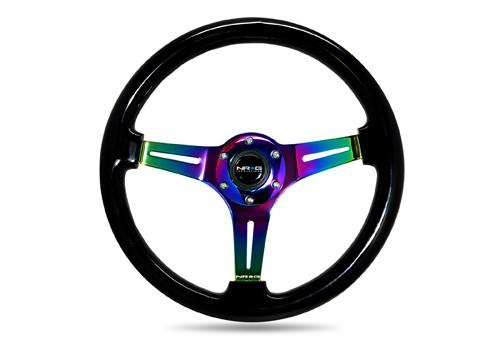 NRG Neo Center 350mm Steering Wheel