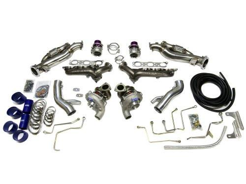HKS- GT800 GTII Turbo Kit, NISSAN GT-R 2009-2010