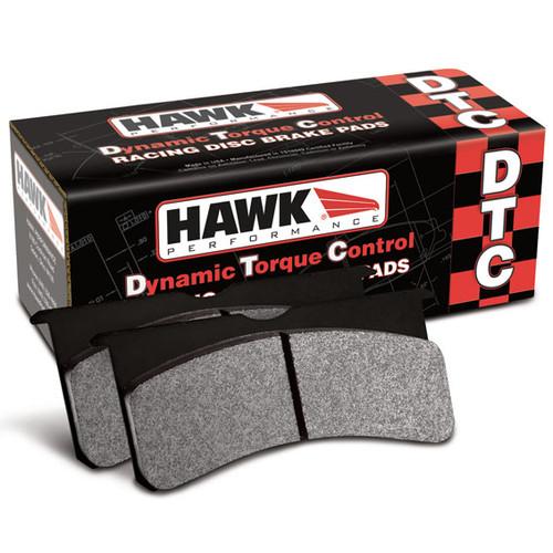 Hawk DTC Series Racing Brake Pads, Front - Hyundai Genesis (Track Model Only)
