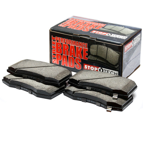StopTech Performance Front Brake Pads - Hyundai Genesis (Track Model Only)