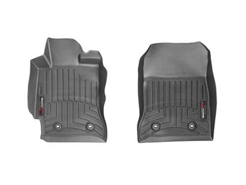 WeatherTech Front FloorLiner DigitalFit for Scion FR-S & Subaru BRZ