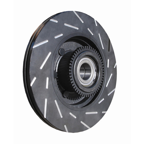 EBC Brakes USR Series Sport Slotted Rotors for Hyundai Genesis w/Brembo