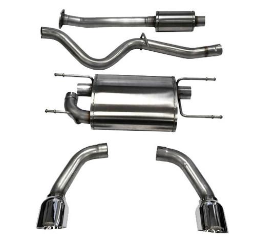 CORSA Performance Catback Exhaust fror Scion FR-S & Subaru BRZ