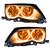 Oracle Lighting 2002-2005 BMW 3 Series SMD HL - Black